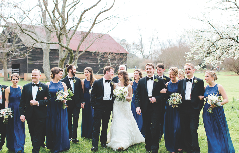Anne and Holton Wedding