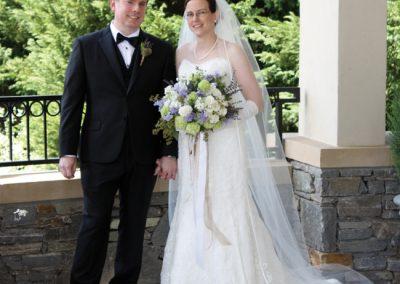 Causey Wedding