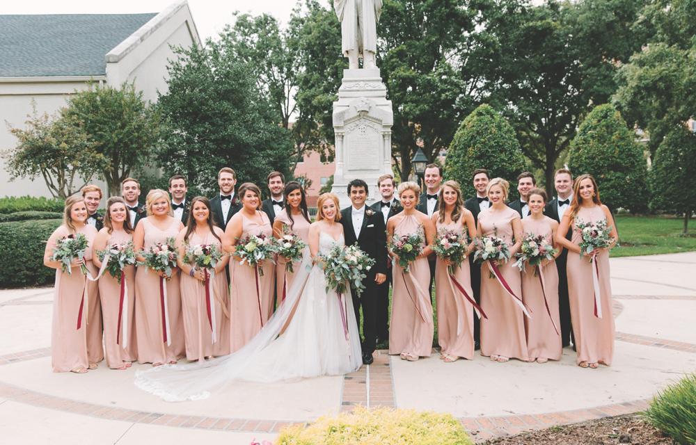 Hannah and Rafy Wedding