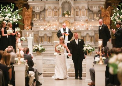 Lamb wedding