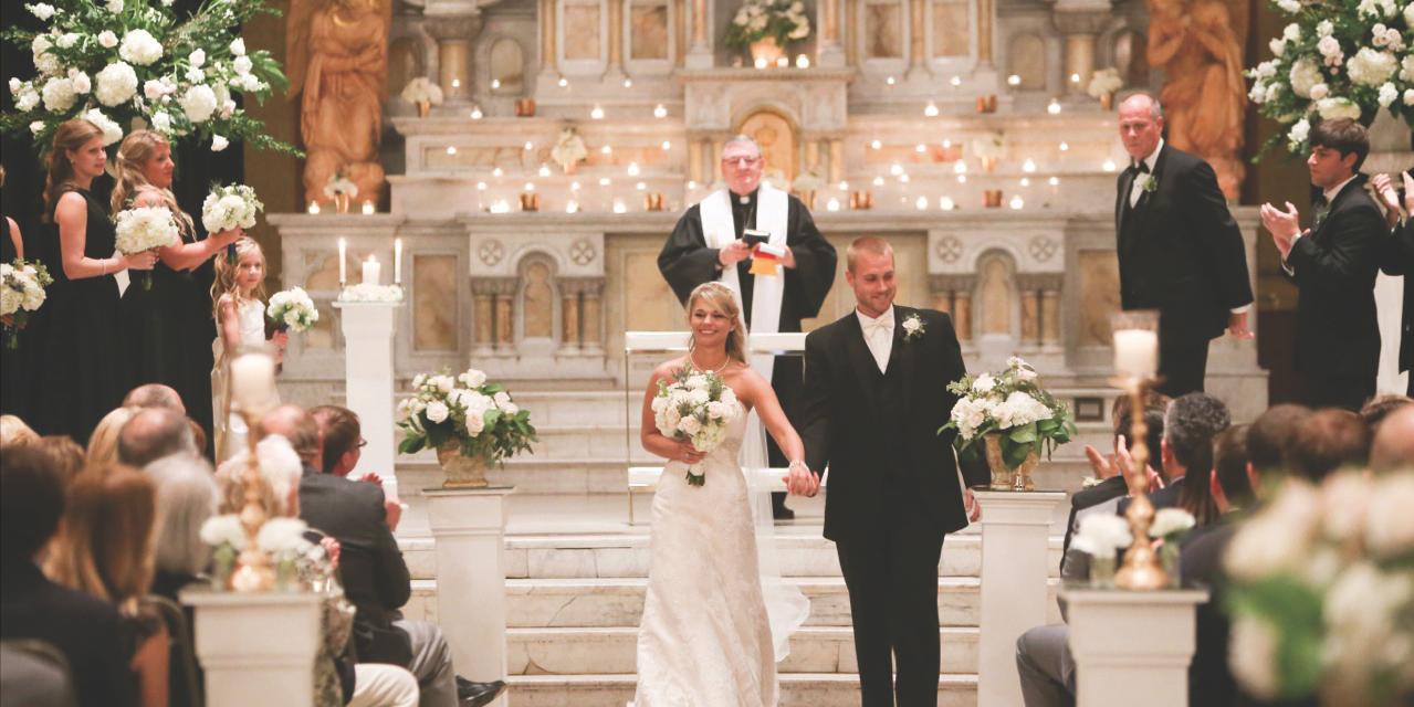 Real Weddings Gallery