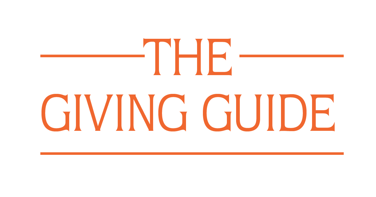 The Giving Guide 2017