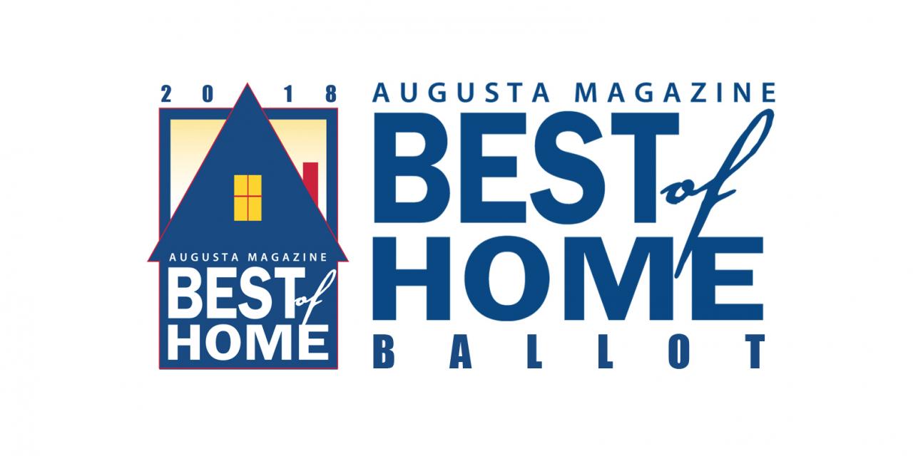 Best of Home 2018 Ballot