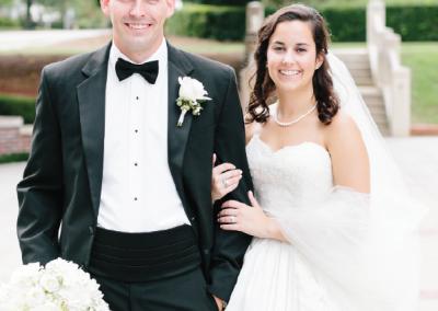 Mr. & Mrs. Alex Ward; Photograph by Lauren Carnes