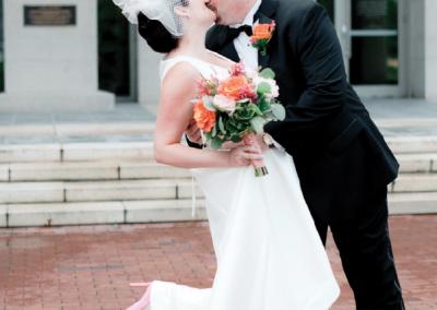 Mr. & Mrs. Joseph Rhodes; Photograph by Keaton Elise Thurmond