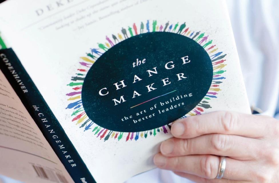 The Change Maker